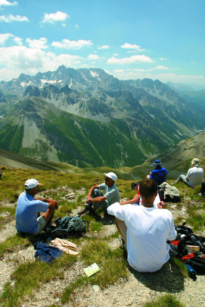 Location au ski VVF Villages l'Hochette - Ceillac en Queyras - Extérieur été