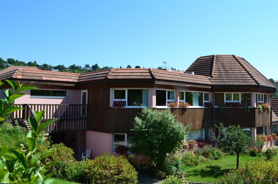 Rent in ski resort VVF Villages la Plaine d'Alsace - Le Lac Blanc - Summer outside