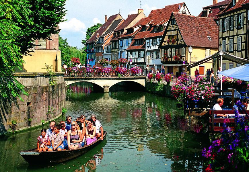 Rent in ski resort VVF Villages la Plaine d'Alsace - Le Lac Blanc - Summer outside