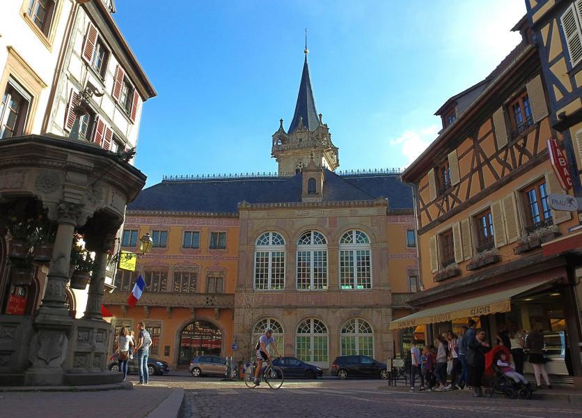 Location au ski VVF Villages la Plaine d'Alsace - Le Lac Blanc - Extérieur été