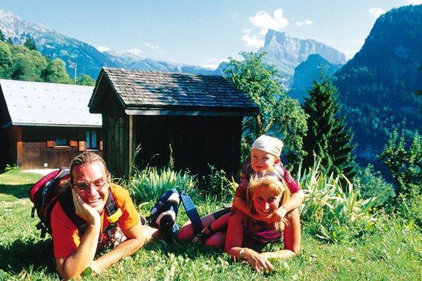 Location au ski Vvf Villages Lac Et Montagne - Thollon les Memises - Extérieur été