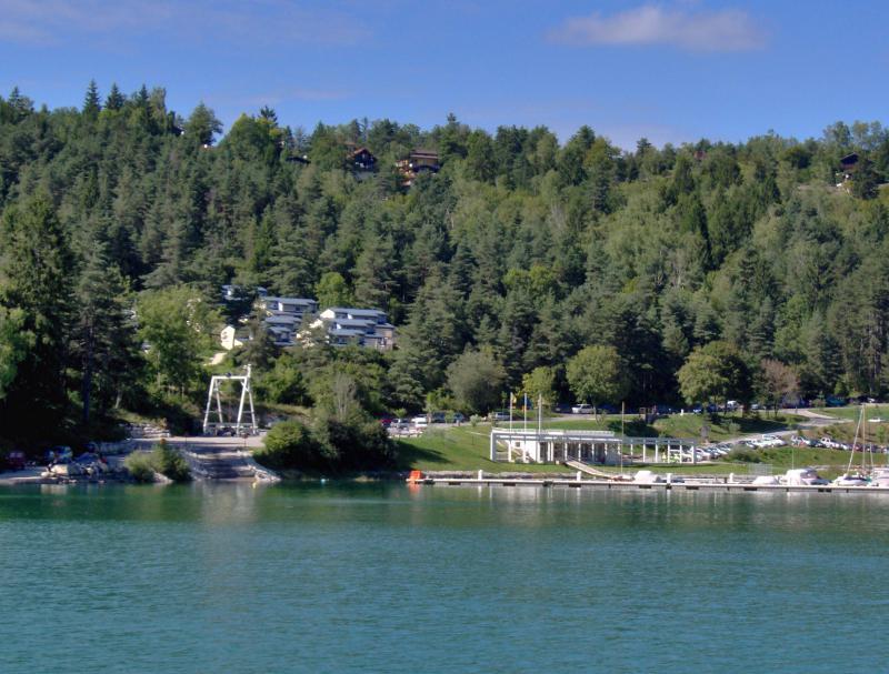 Location au ski VVF Villages le Fjord Jurassien - Les Rousses - Extérieur été