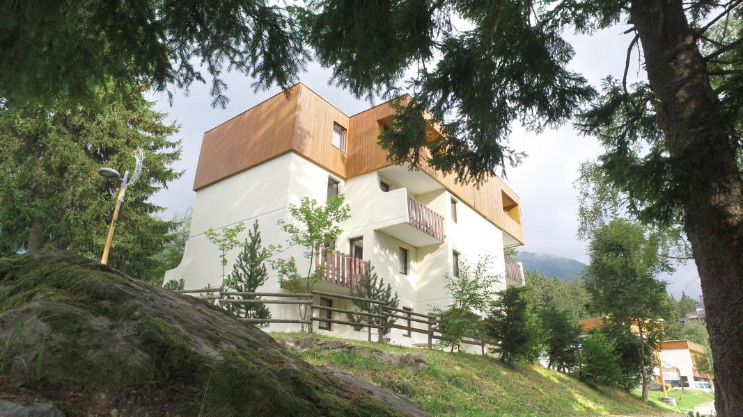 Аренда на лыжном курорте VVF Villages le Massif de Belledonne - Les 7 Laux - летом под открытым небом