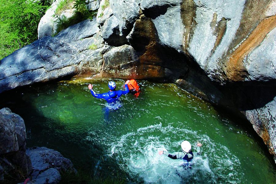 Vakantie in de bergen VVF Villages les Alpages du Queyras - Ceillac en Queyras - Buiten zomer