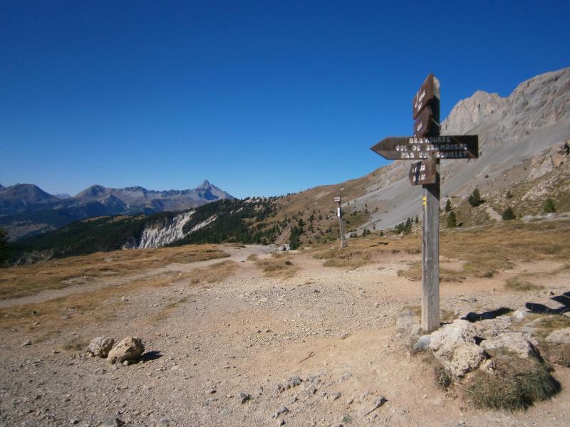 Location au ski VVF Villages les Alpages du Queyras - Ceillac en Queyras - Extérieur été