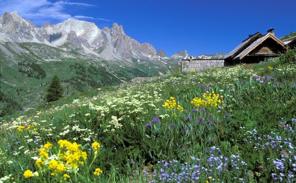 Vakantie in de bergen VVF Villages les Alpes du Sud - Saint-Léger-les-Mélèzes - Buiten zomer