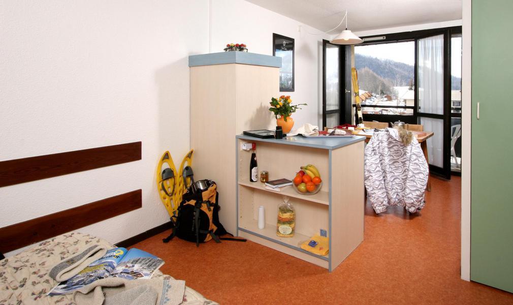 Vakantie in de bergen VVF Villages les Alpes du Sud - Saint-Léger-les-Mélèzes - Slaapkamer