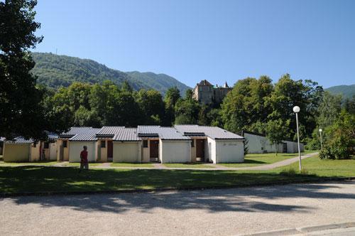 Location au ski Vvf Villages Les Cigalieres - Ax-Les-Thermes - Extérieur été