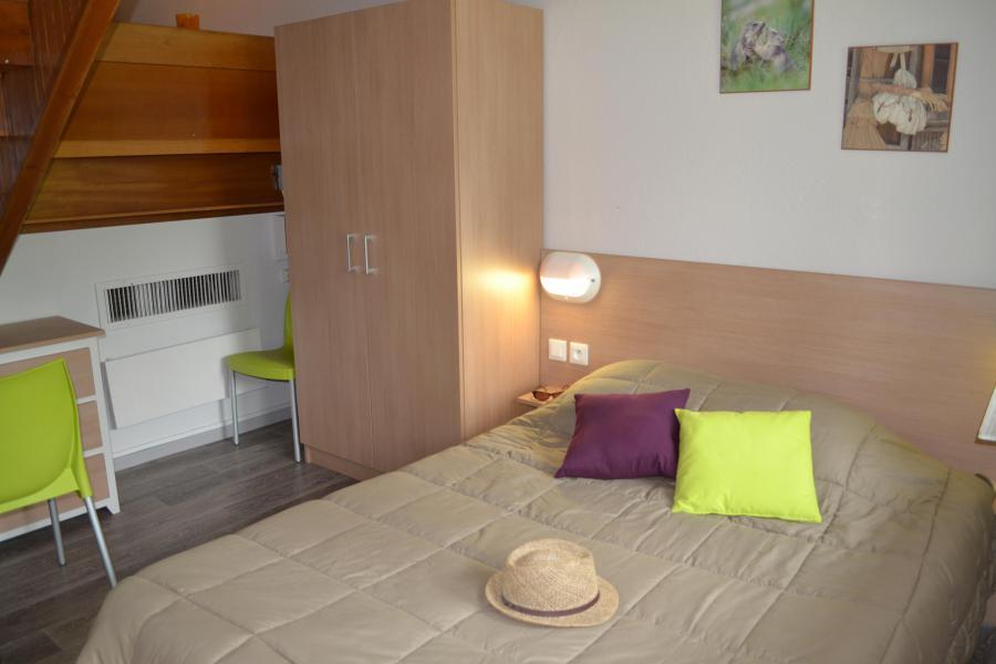 Vakantie in de bergen VVF Villages les Ecrins - Saint-Léger-les-Mélèzes - 2 persoons bed