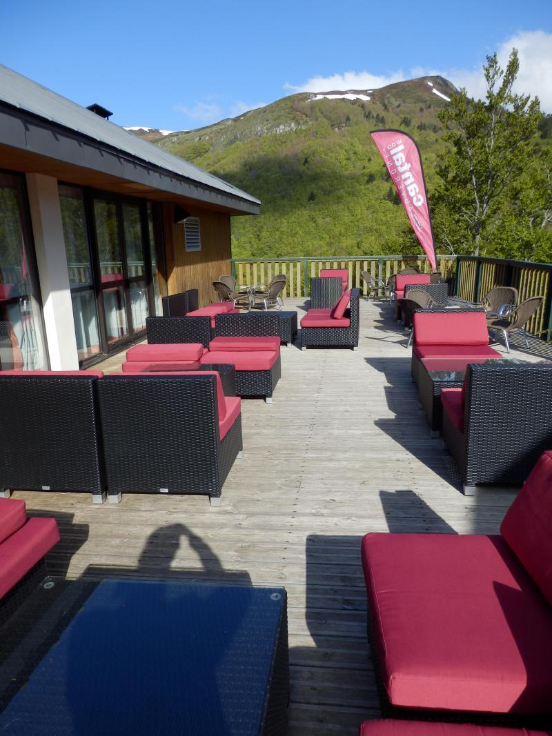 Location au ski VVF Villages les Monts du Cantal - Le Lioran - Extérieur été