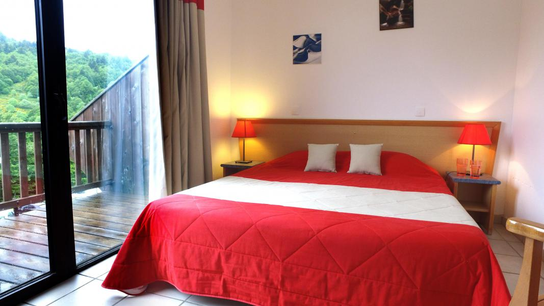 Urlaub in den Bergen VVF Villages les Monts du Cantal - Le Lioran - Schlafzimmer