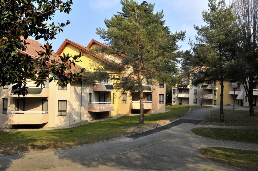 Skiverleih VVF Villages les Rives du Léman - Thollon les Mémises - Draußen im Sommer