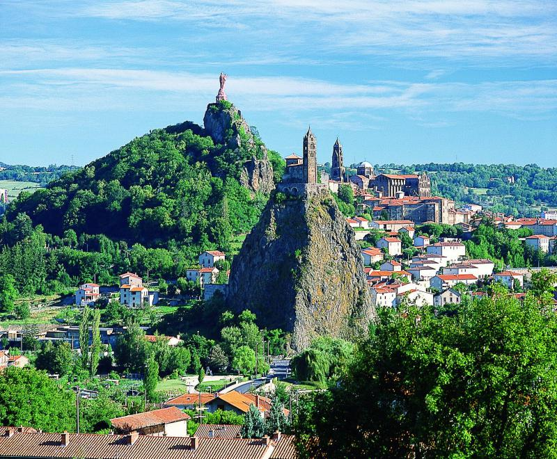 Vakantie in de bergen VVF Villages les Sources de la Loire - Les Estables - Buiten zomer