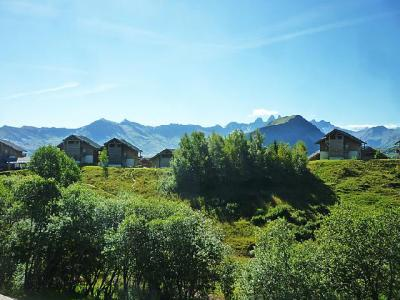 Rent in ski resort 2 room apartment 4 people (8) - 1.2.3 Soleil - La Toussuire - Summer outside