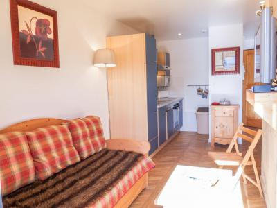 Rent in ski resort 2 room apartment 4 people (2) - 1.2.3 Soleil - La Toussuire - Summer outside
