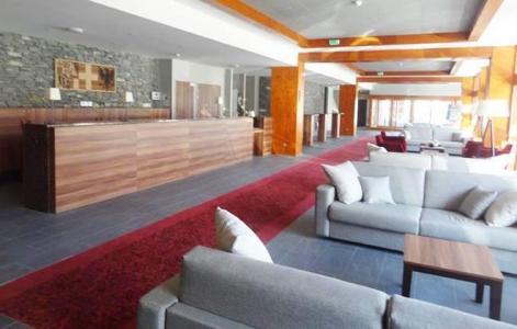 Vacances en montagne Appart'Hôtel Eden - Les Arcs - Réception