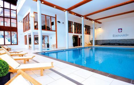 Vacances en montagne Appart'Hôtel Eden - Les Arcs - Piscine