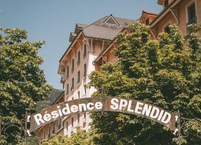 Location au ski Appart'Hôtel le Splendid - Le Collet d'Allevard - Extérieur été