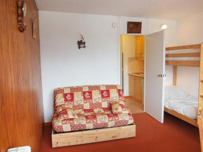Holiday in mountain resort 1 room apartment 4 people (3) - Aravis - Les Menuires
