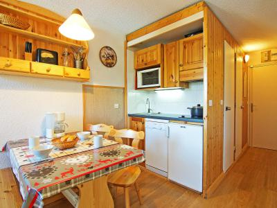 Rent in ski resort 2 room apartment 4 people (20) - Arcelle - Val Thorens - Summer outside