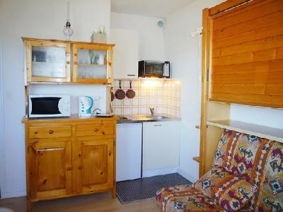 Vakantie in de bergen Appartement 1 kamers 2 personen (5) - Ariane - Le Corbier - Verblijf
