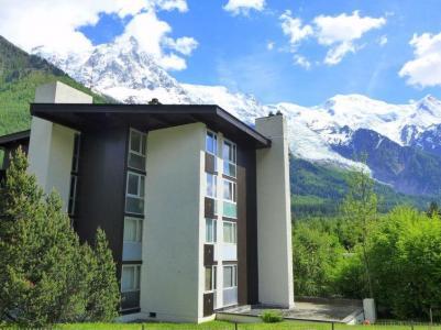 Rent in ski resort Arve 1 et 2 - Chamonix - Summer outside