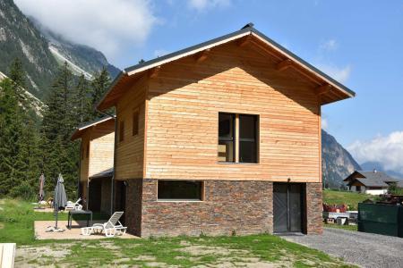 Wynajem Pralognan-la-Vanoise : BARMES DU ROCHER BLANC lato