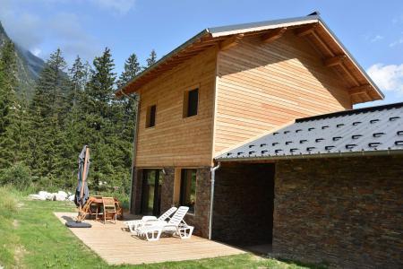 Summer accommodation BARMES DU ROCHER BLANC