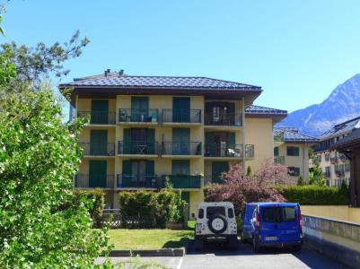 Rent in ski resort 2 room apartment 3 people (1) - Blanc Neige - Chamonix - Summer outside