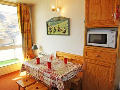 Holiday in mountain resort 1 room apartment 4 people (12) - Brelin - Les Menuires - Accommodation