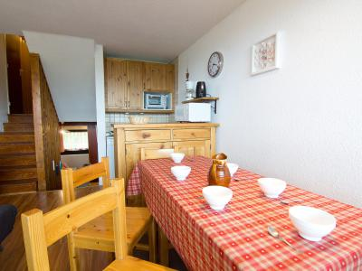 Holiday in mountain resort 2 room apartment 5 people (6) - Brelin - Les Menuires - Accommodation