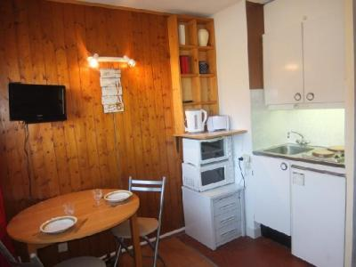 Rent in ski resort 1 room apartment 2 people (13) - Brelin - Les Menuires - Summer outside