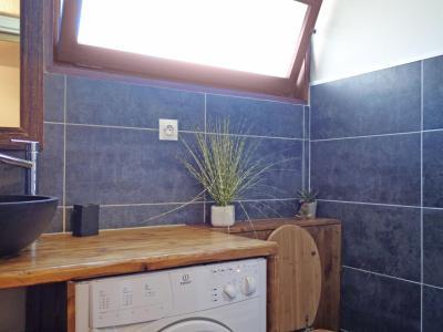 Urlaub in den Bergen 1-Zimmer-Appartment für 4 Personen (2) - Castel des Roches - Saint Gervais - Waschmaschine
