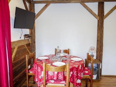 Urlaub in den Bergen 1-Zimmer-Appartment für 4 Personen (2) - Castel des Roches - Saint Gervais