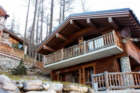 Location Val d'Isère : Chalet Acajuma été