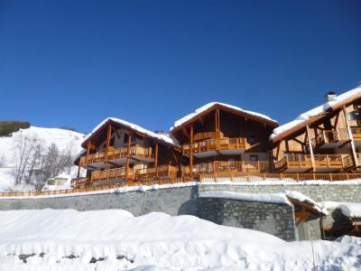 Holiday in mountain resort Chalet Adèle - Saint Martin de Belleville