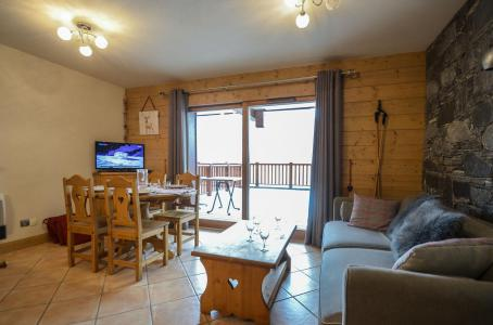 Holiday in mountain resort 2 room apartment cabin 4 people (3) - Chalet Adèle - Saint Martin de Belleville