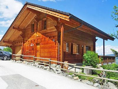 Rental Thyon : Chalet Albert summer