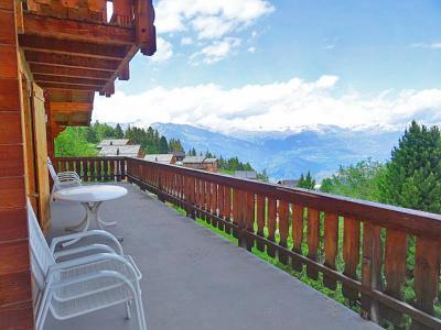 Rent in ski resort Chalet Albert - Thyon - Summer outside