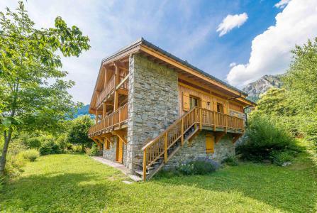 Rent in ski resort Chalet Alideale - Champagny-en-Vanoise - Summer outside