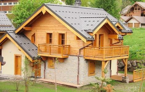 Rental Valloire : Chalet Alpen Roc summer