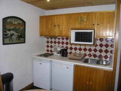 Vacances en montagne Appartement 2 pièces 4 personnes (3) - Chalet Alpen Rose - Méribel - Kitchenette