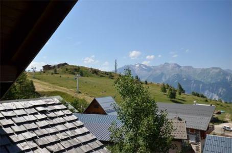 Location au ski Chalet 6 pièces 10 personnes - Chalet Alpenvue - Alpe d'Huez - Extérieur été