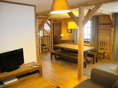 Vacances en montagne Chalet Alpenvue - Alpe d'Huez - Salle à manger