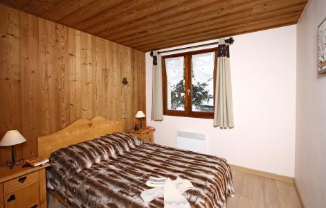 Vacances en montagne Chalet Alpina - Les 2 Alpes - Lit double