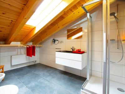 Holiday in mountain resort Chalet Alpina P12 - La Tzoumaz - Bathroom