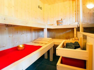 Vacances en montagne Chalet Alpina P12 - La Tzoumaz - Sauna