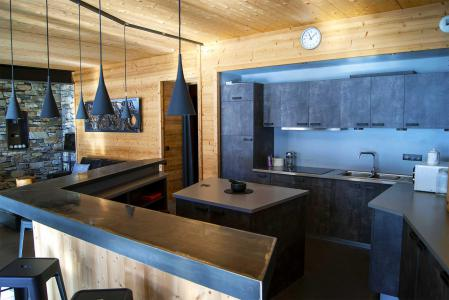 Vacances en montagne Chalet Alpinium 1 - Tignes - Cuisine