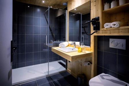 Vacances en montagne Chalet Alpinium 1 - Tignes - Salle d'eau