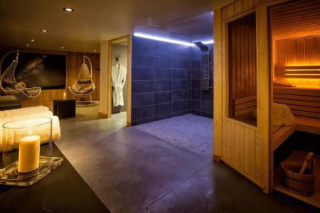 Vacances en montagne Chalet Alpinium 1 - Tignes - Sauna